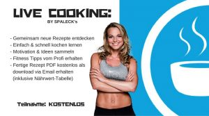 live-cooking-event-fitness rezepte
